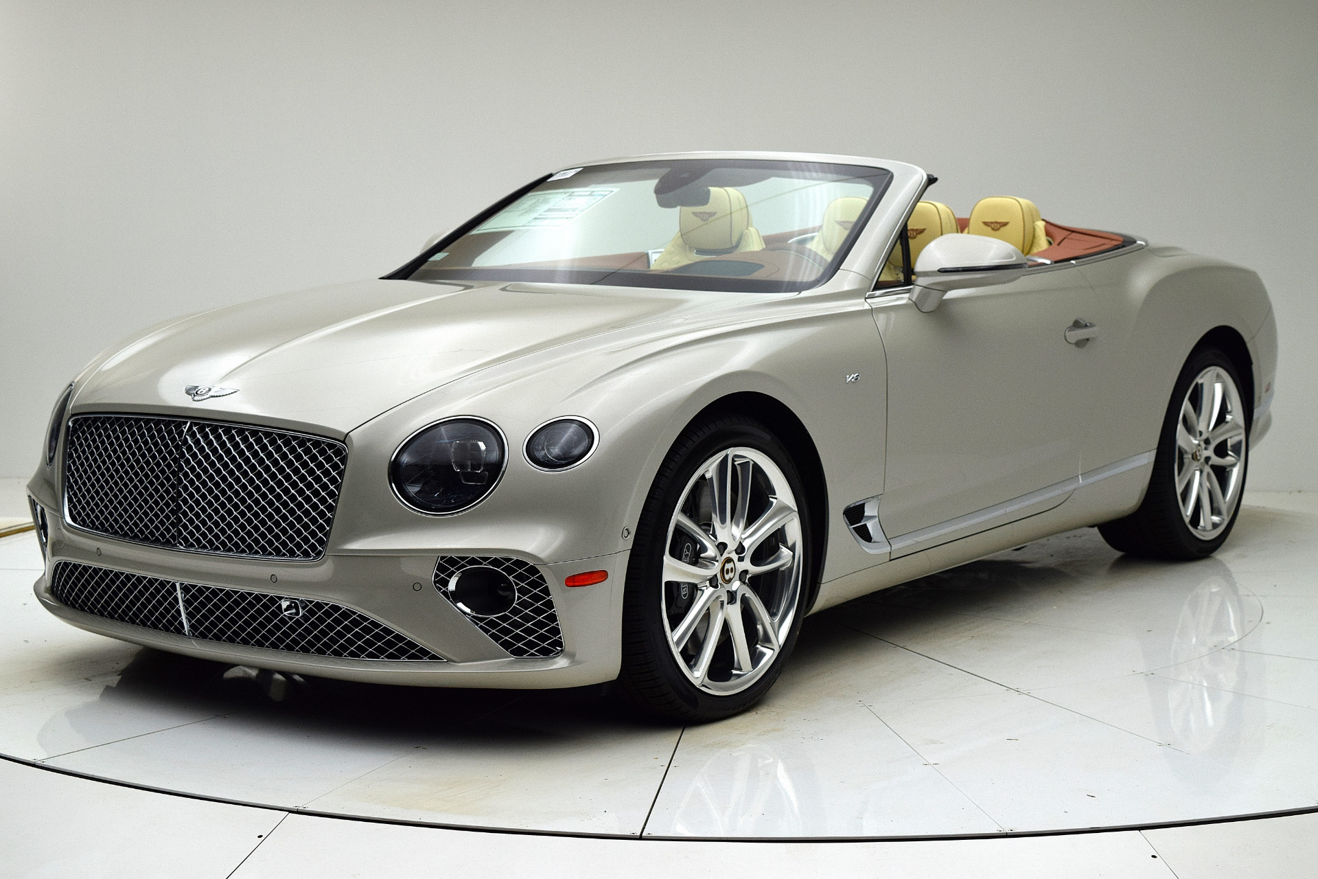 Used 2020 Bentley Continental GT V8 for sale $269,880 at F.C. Kerbeck Aston Martin in Palmyra NJ 08065 2