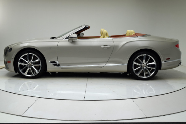 Used 2020 Bentley Continental GT V8 for sale $269,880 at F.C. Kerbeck Aston Martin in Palmyra NJ 08065 3