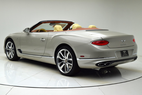 Used 2020 Bentley Continental GT V8 for sale $269,880 at F.C. Kerbeck Aston Martin in Palmyra NJ 08065 4