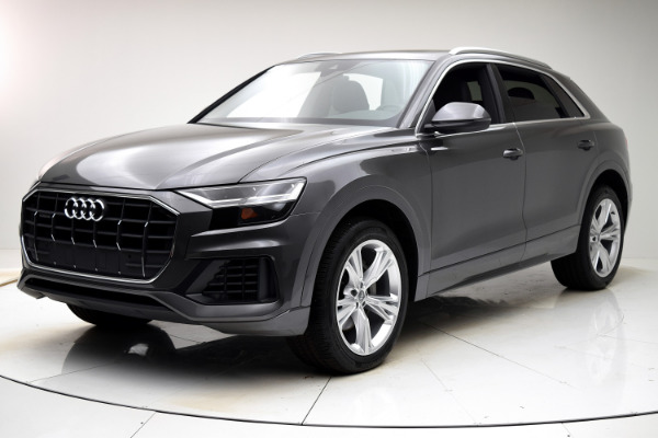 Used Used 2019 Audi Q8 Premium for sale <s>$71,440</s> | <span style='color: red;'>$59,880</span> at F.C. Kerbeck Aston Martin in Palmyra NJ