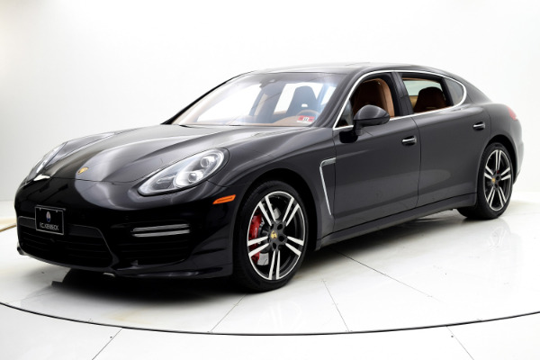 Used 2014 Porsche Panamera Turbo Executive for sale $69,880 at F.C. Kerbeck Aston Martin in Palmyra NJ 08065 2