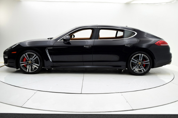 Used 2014 Porsche Panamera Turbo Executive for sale $69,880 at F.C. Kerbeck Aston Martin in Palmyra NJ 08065 3