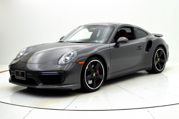 Used Used 2017 Porsche 911 Turbo for sale <s>$174,340</s> | <span style='color: red;'>$119,880</span> at F.C. Kerbeck Aston Martin in Palmyra NJ