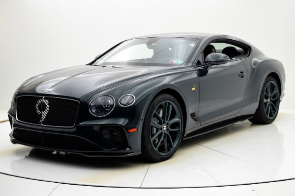 Used Used 2020 Bentley Continental GT Number 9 Edition for sale Call for price at F.C. Kerbeck Aston Martin in Palmyra NJ