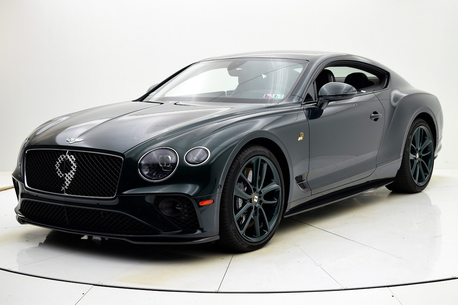 Used 2020 Bentley Continental GT Number 9 Edition for sale Call for price at F.C. Kerbeck Aston Martin in Palmyra NJ 08065 2