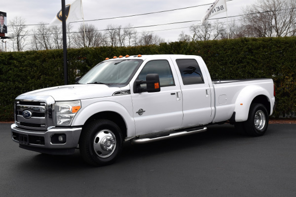 Used 2011 Ford Super Duty F-350 DRW XL for sale $22,990 at F.C. Kerbeck Aston Martin in Palmyra NJ 08065 3