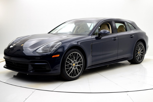 Used Used 2018 Porsche Panamera 4S Sport Turismo for sale <s>$143,500</s> | <span style='color: red;'>$92,880</span> at F.C. Kerbeck Aston Martin in Palmyra NJ