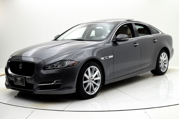 Used Used 2016 Jaguar XJ R-Sport AWD for sale <s>$79,033</s> | <span style='color: red;'>$32,880</span> at F.C. Kerbeck Aston Martin in Palmyra NJ