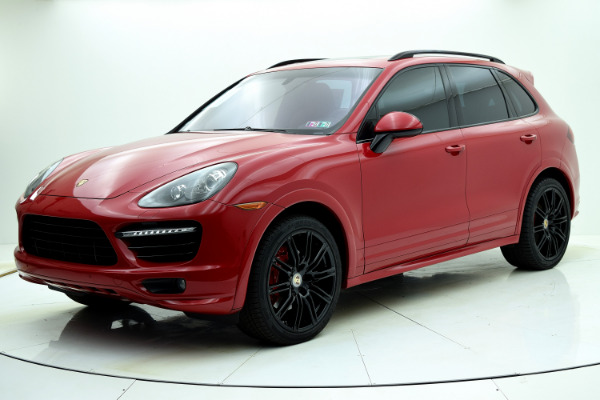 Used Used 2013 Porsche Cayenne GTS for sale <s>$121,730</s> | <span style='color: red;'>$33,880</span> at F.C. Kerbeck Aston Martin in Palmyra NJ