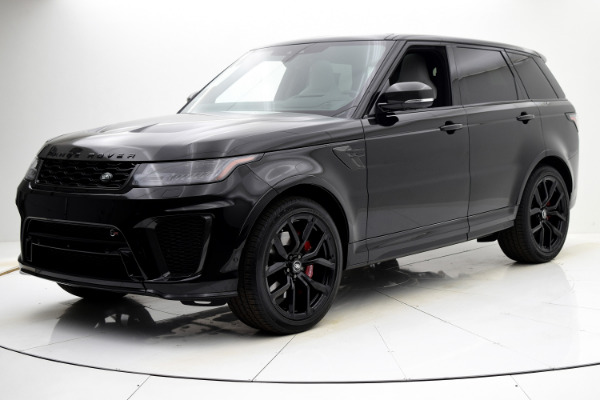 Used 2020 Land Rover Range Rover Sport SVR for sale $119,880 at F.C. Kerbeck Aston Martin in Palmyra NJ 08065 2