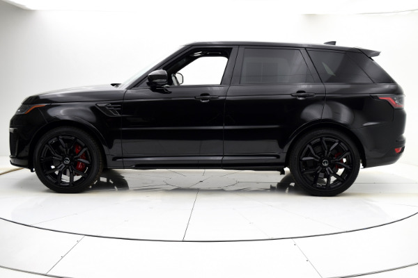 Used 2020 Land Rover Range Rover Sport SVR for sale $119,880 at F.C. Kerbeck Aston Martin in Palmyra NJ 08065 3