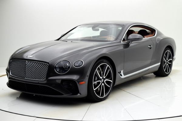 New 2020 Bentley Continental GT W12 Coupe for sale $262,855 at F.C. Kerbeck Aston Martin in Palmyra NJ 08065 2