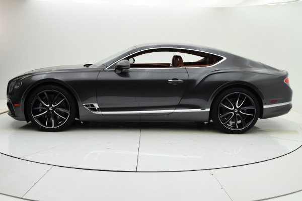 New 2020 Bentley Continental GT W12 Coupe for sale $262,855 at F.C. Kerbeck Aston Martin in Palmyra NJ 08065 3