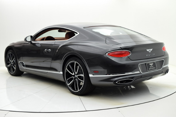 New 2020 Bentley Continental GT W12 Coupe for sale $262,855 at F.C. Kerbeck Aston Martin in Palmyra NJ 08065 4