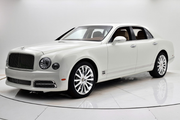 New New 2020 Bentley Mulsanne for sale $371,245 at F.C. Kerbeck Aston Martin in Palmyra NJ