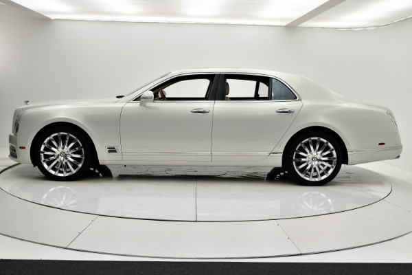 New 2020 Bentley Mulsanne for sale $371,245 at F.C. Kerbeck Aston Martin in Palmyra NJ 08065 3