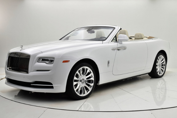 New New 2020 Rolls-Royce Dawn for sale $398,225 at F.C. Kerbeck Aston Martin in Palmyra NJ