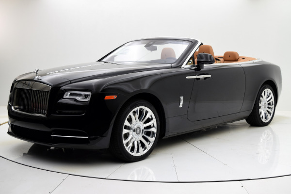 New New 2020 Rolls-Royce Dawn for sale $392,326 at F.C. Kerbeck Aston Martin in Palmyra NJ