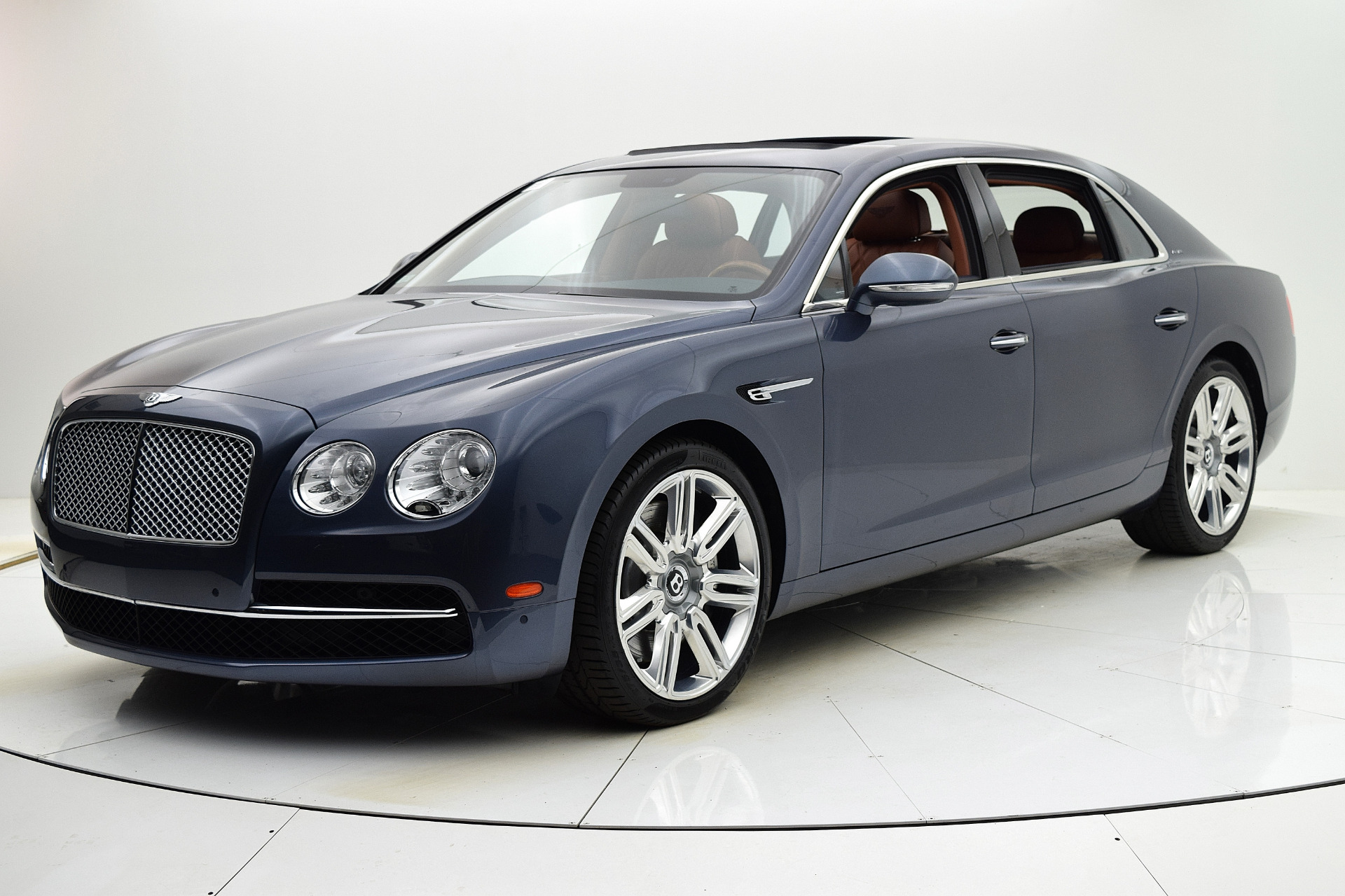 Used 2016 Bentley Flying Spur W12 for sale $105,880 at F.C. Kerbeck Aston Martin in Palmyra NJ 08065 2