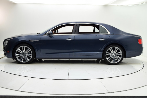 Used 2016 Bentley Flying Spur W12 for sale $105,880 at F.C. Kerbeck Aston Martin in Palmyra NJ 08065 3