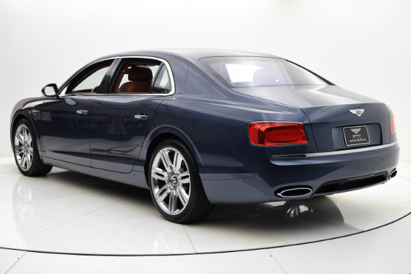 Used 2016 Bentley Flying Spur W12 for sale $105,880 at F.C. Kerbeck Aston Martin in Palmyra NJ 08065 4