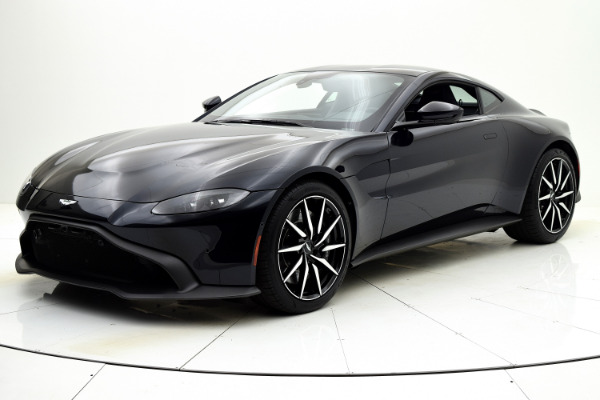 New New 2020 Aston Martin Vantage Coupe for sale $182,084 at F.C. Kerbeck Aston Martin in Palmyra NJ