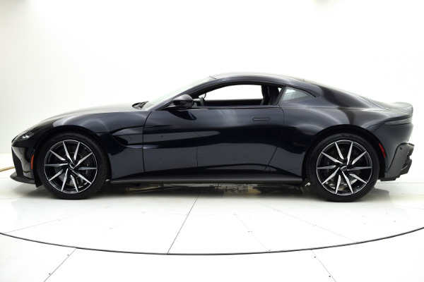 New 2020 Aston Martin Vantage Coupe for sale $182,084 at F.C. Kerbeck Aston Martin in Palmyra NJ 08065 3