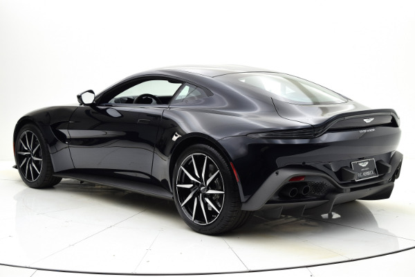 New 2020 Aston Martin Vantage Coupe for sale $182,084 at F.C. Kerbeck Aston Martin in Palmyra NJ 08065 4