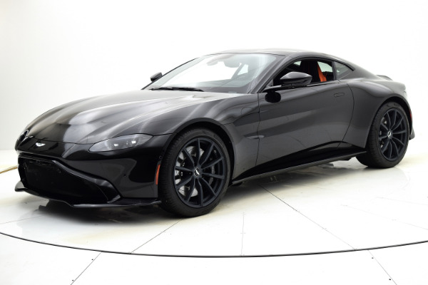 New 2020 Aston Martin Vantage Coupe for sale $185,631 at F.C. Kerbeck Aston Martin in Palmyra NJ 08065 2