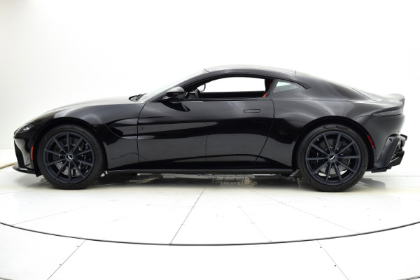 New 2020 Aston Martin Vantage Coupe for sale $185,631 at F.C. Kerbeck Aston Martin in Palmyra NJ 08065 3