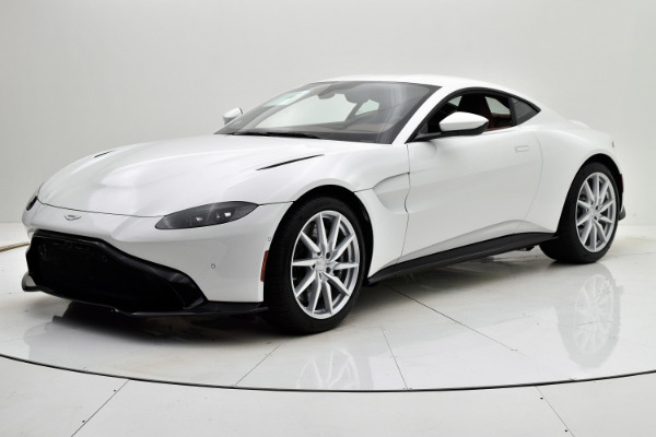 New 2020 Aston Martin Vantage Coupe for sale $181,731 at F.C. Kerbeck Aston Martin in Palmyra NJ 08065 2