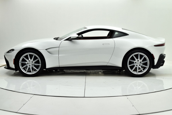 New 2020 Aston Martin Vantage Coupe for sale $181,731 at F.C. Kerbeck Aston Martin in Palmyra NJ 08065 3