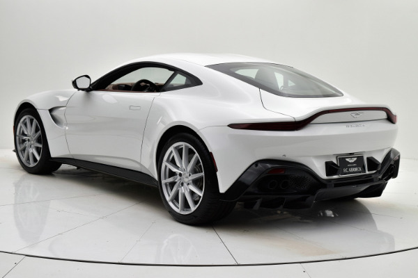 New 2020 Aston Martin Vantage Coupe for sale $181,731 at F.C. Kerbeck Aston Martin in Palmyra NJ 08065 4