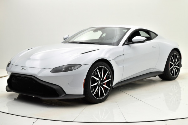 New New 2020 Aston Martin Vantage Coupe for sale $185,199 at F.C. Kerbeck Aston Martin in Palmyra NJ