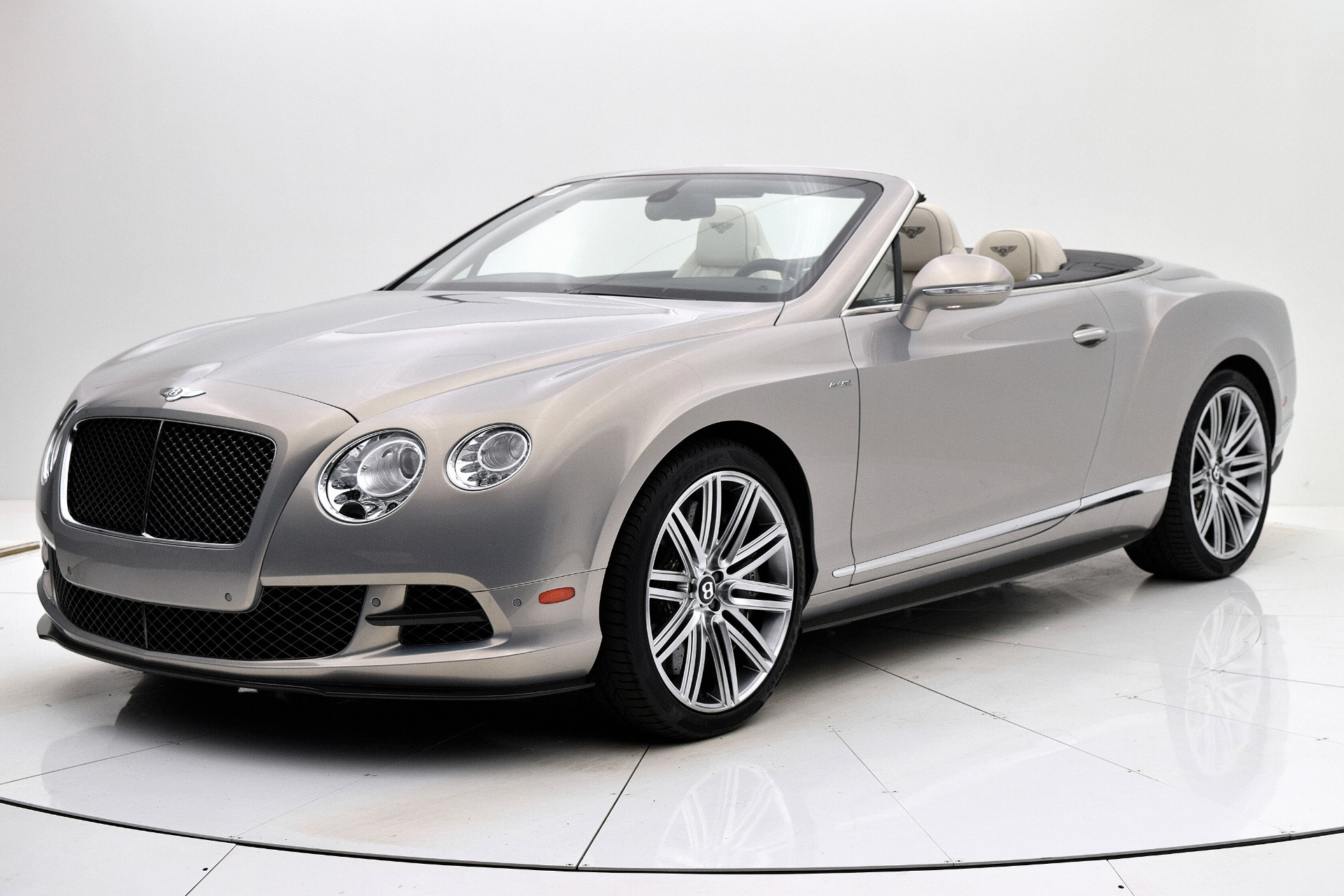 Used 2014 Bentley Continental GT Speed Convertible for sale Sold at F.C. Kerbeck Aston Martin in Palmyra NJ 08065 2