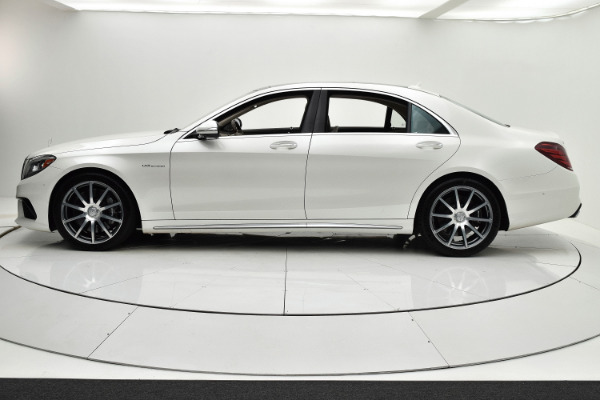 Used 2014 Mercedes-Benz S-Class S 63 AMG for sale Sold at F.C. Kerbeck Aston Martin in Palmyra NJ 08065 3
