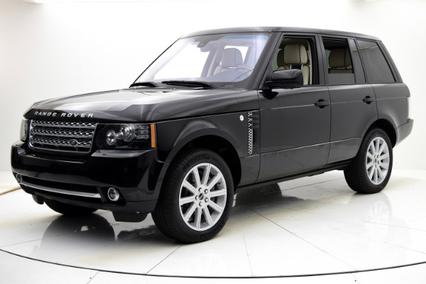 Used 2012 Land Rover Range Rover SC for sale $32,880 at F.C. Kerbeck Aston Martin in Palmyra NJ 08065 2
