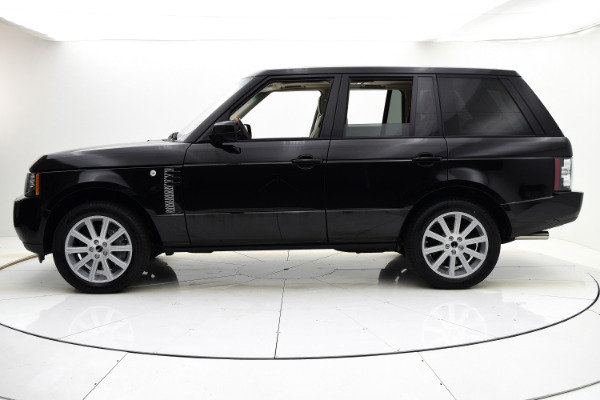 Used 2012 Land Rover Range Rover SC for sale $32,880 at F.C. Kerbeck Aston Martin in Palmyra NJ 08065 3