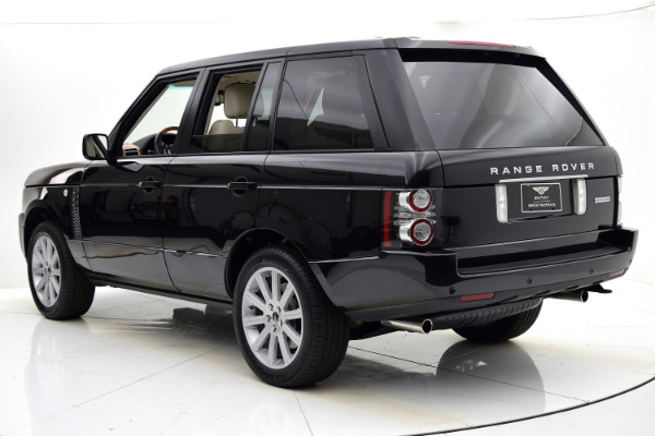 Used 2012 Land Rover Range Rover SC for sale $32,880 at F.C. Kerbeck Aston Martin in Palmyra NJ 08065 4
