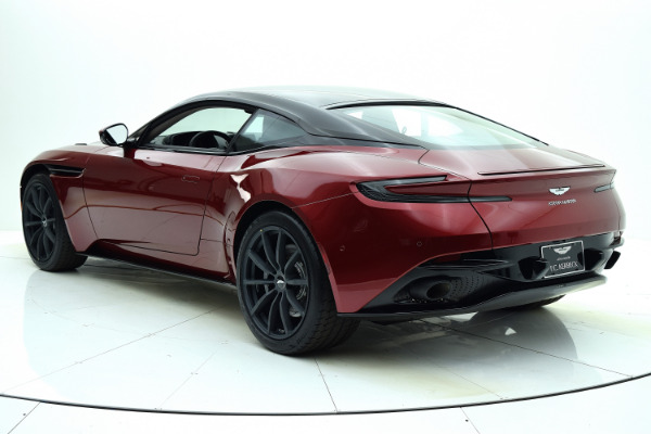 New 2020 Aston Martin DB11 AMR Coupe for sale $270,606 at F.C. Kerbeck Aston Martin in Palmyra NJ 08065 4