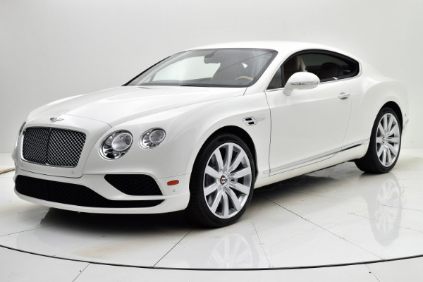 Used 2016 Bentley Continental GT V8 Coupe for sale Sold at F.C. Kerbeck Aston Martin in Palmyra NJ 08065 2