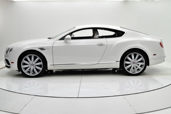 Used 2016 Bentley Continental GT V8 Coupe for sale Sold at F.C. Kerbeck Aston Martin in Palmyra NJ 08065 3