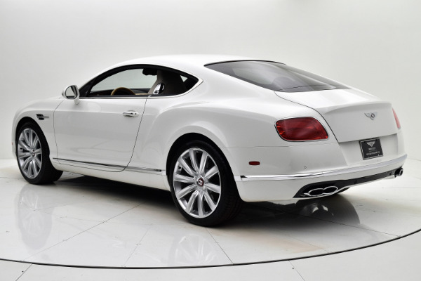 Used 2016 Bentley Continental GT V8 Coupe for sale Sold at F.C. Kerbeck Aston Martin in Palmyra NJ 08065 4