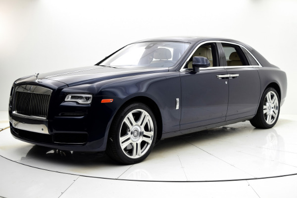 Used 2015 Rolls-Royce Ghost for sale $159,880 at F.C. Kerbeck Aston Martin in Palmyra NJ 08065 2
