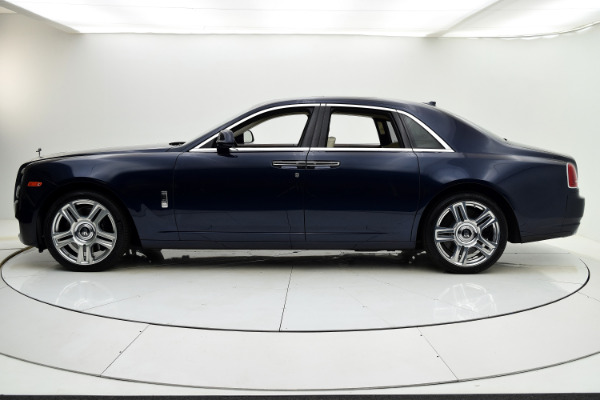 Used 2015 Rolls-Royce Ghost for sale $159,880 at F.C. Kerbeck Aston Martin in Palmyra NJ 08065 3