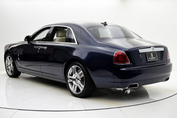 Used 2015 Rolls-Royce Ghost for sale $159,880 at F.C. Kerbeck Aston Martin in Palmyra NJ 08065 4