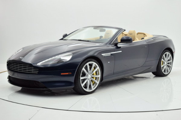 Used 2016 Aston Martin DB9 Volante for sale Call for price at F.C. Kerbeck Aston Martin in Palmyra NJ 08065 2