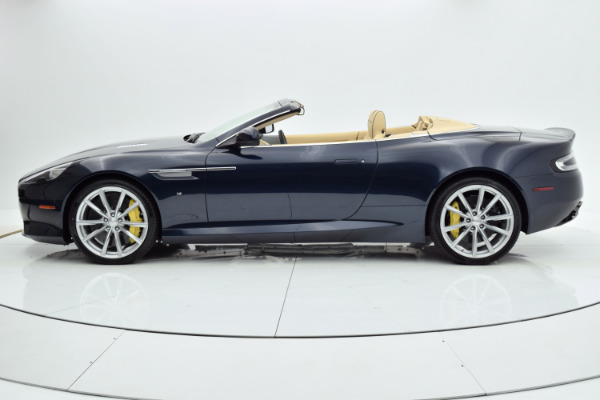 Used 2016 Aston Martin DB9 Volante for sale Call for price at F.C. Kerbeck Aston Martin in Palmyra NJ 08065 3