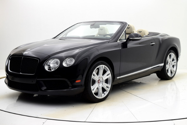 Used 2014 Bentley Continental GT V8 Convertible for sale $119,880 at F.C. Kerbeck Aston Martin in Palmyra NJ 08065 2