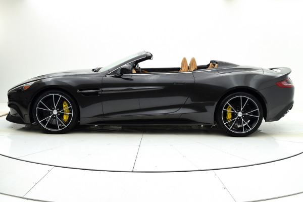 Used 2014 Aston Martin Vanquish Volante for sale Sold at F.C. Kerbeck Aston Martin in Palmyra NJ 08065 3